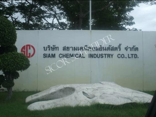 Siam Chemical Industry - Sicor-Schneider